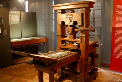 <small>Musée de l'Imprimerie et de la Communication Graphique</small>