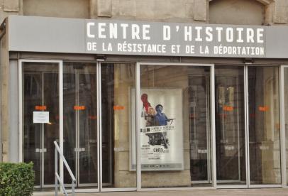 <small>Centre d'Histoire de la Résistance et de la Déportation</small>